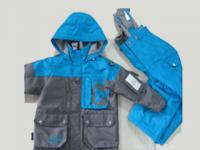 男童防寒套装